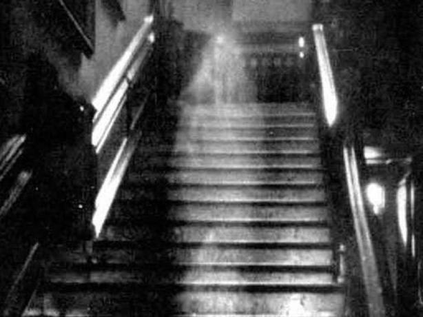 Vintage Ghost Photography Photo