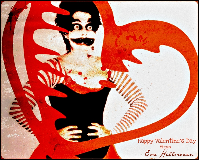 Happy V-Day from Eva Halloween