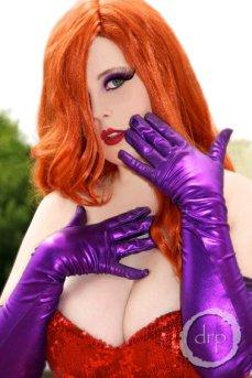 Jessica Rabbit Cosplay by Tif9123 via cosplay.com