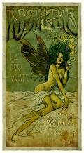 Albert Maignan Absinthe poster