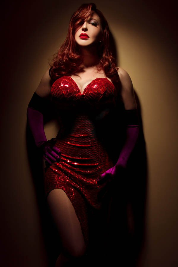Real jessica rabbit look alike galleries 699