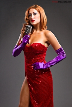 SoCal Val (as Jessica Rabbit)