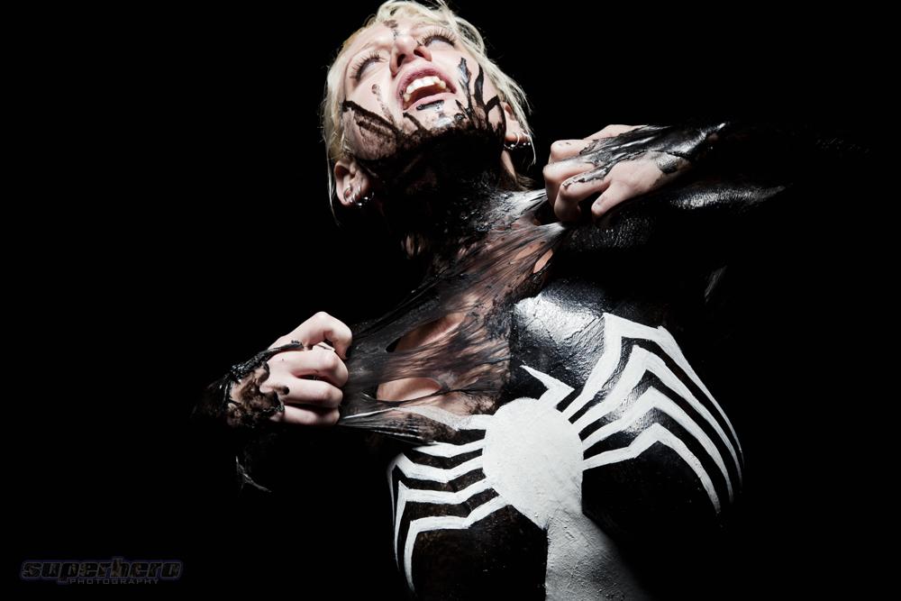 Adam Jay_Freddie Nova as She-Venom_1