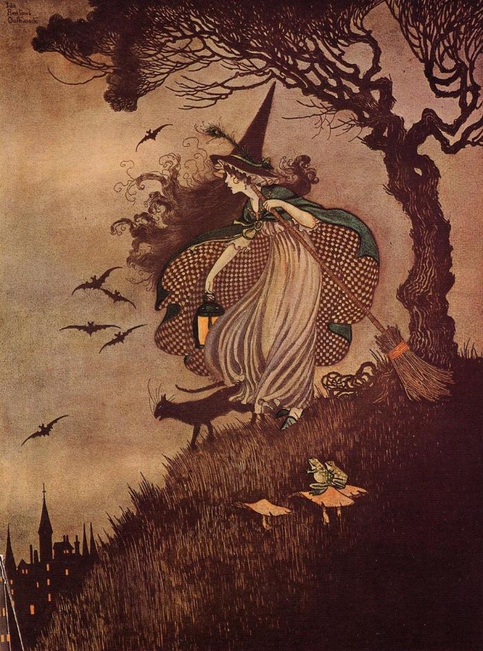 Ida Rentoul Outhwaite Illustrator