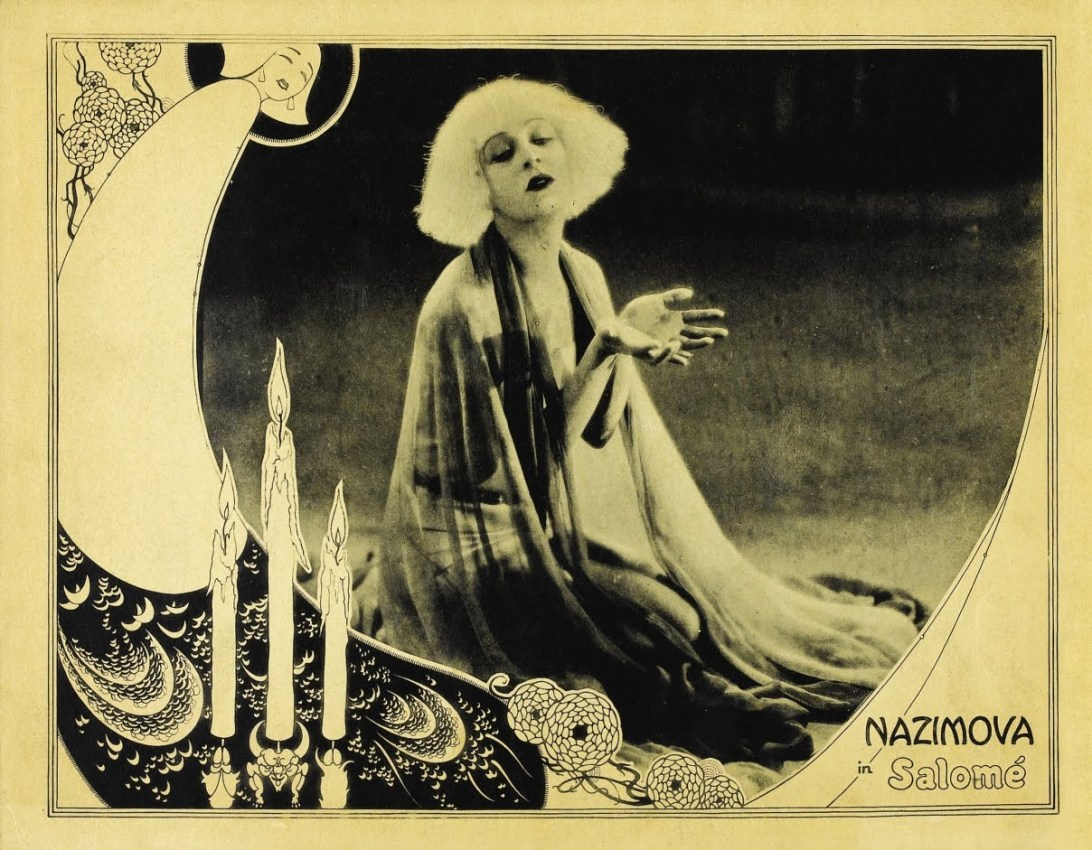 Alla Nazimova as Salome