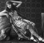 Theda Bara Vintage Vamp Silent Era