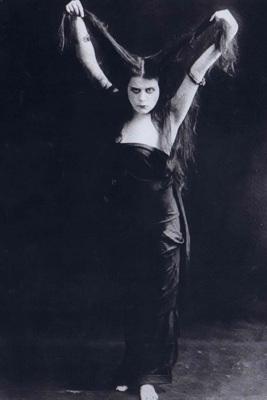 Theda Bara - Original Vamp