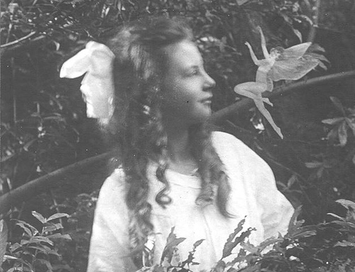 cottingley fairies 4