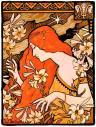 Paul Berthon Revue L'Ermitage 1897