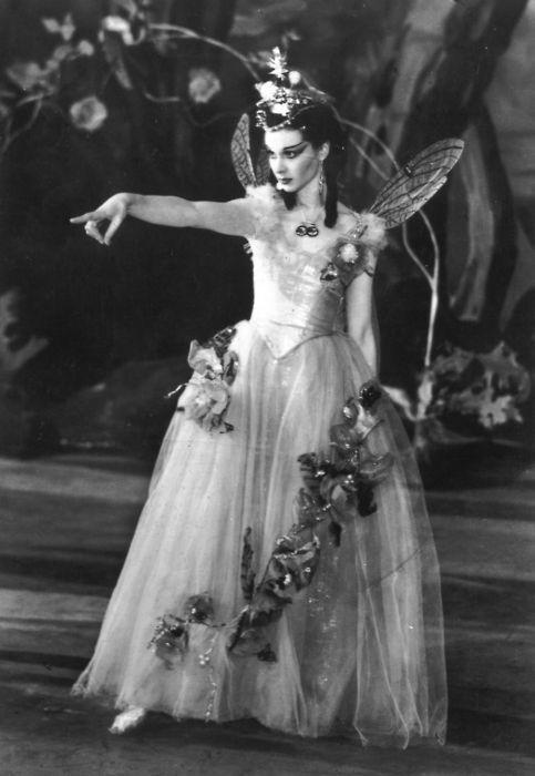Vivien Leigh Tatiana