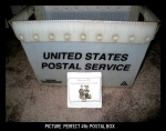 18-Picture Perfect 16 Postal Box