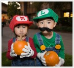 Adorable Mario and Luigi