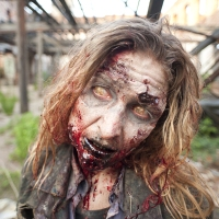 Dead Man Walking: A Collection of Zombie Makeup Tutorials