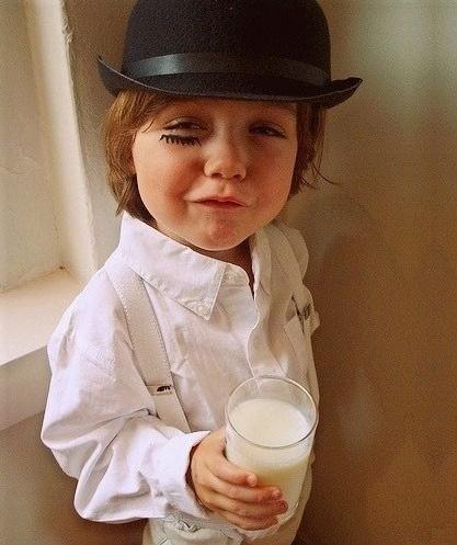 Clockwork Orange - Baby Alex