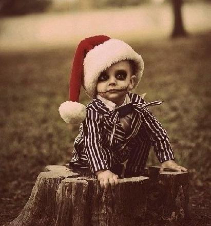Cute Jack Skellington