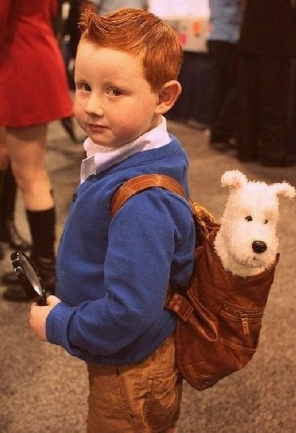 Cutest TinTin Ever