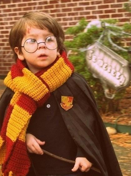 Little Harry Potter