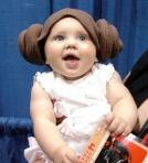 Littlest Leia