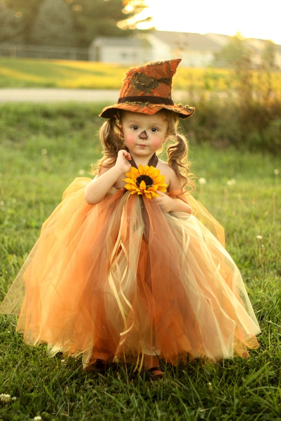Princess Scarecrow