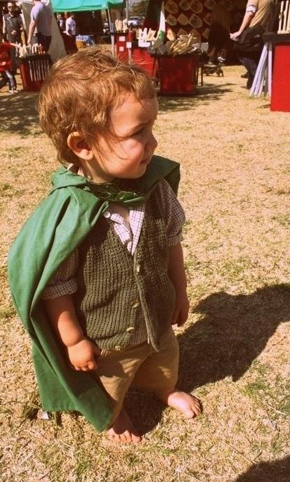 The Littleest Hobbit