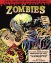 Classic zombie horror comic