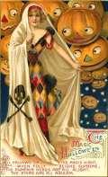 The Magic of Halloween by Schmucker and Winsch, 1912