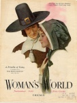 1915 Woman's World cover