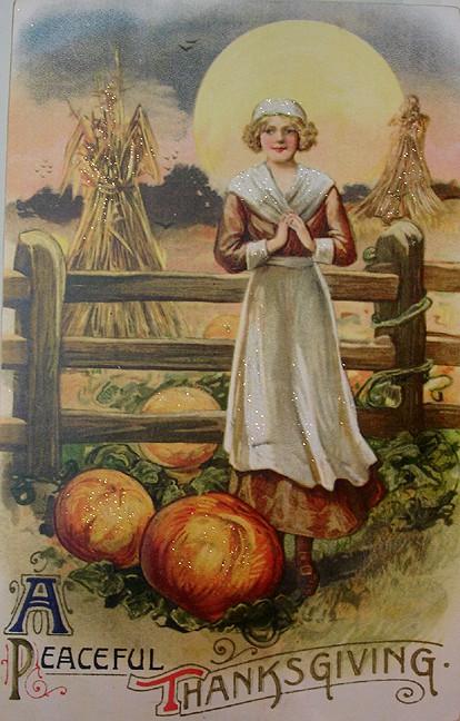 peaceful thanksgiving