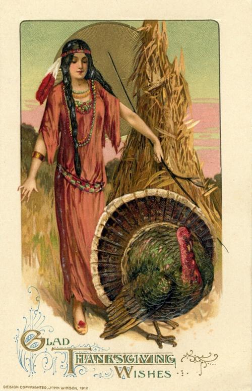 thanksgiving Winsch 1912