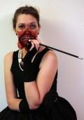 Zombie Audrey Hepburn