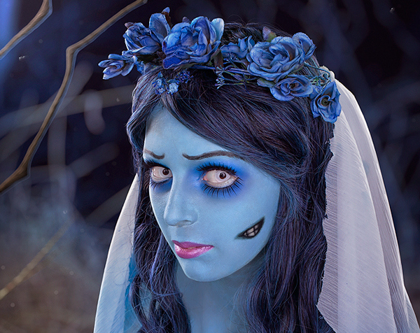 Corpse Bride Makeup Pictures : Corpse Bride Photoshoot via eMorfes