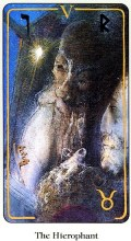 haindl-hierophant-tarot