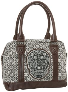 Loungefly Sugar Skull Satchel