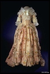 1789 Martha Washington Inaguration Gown