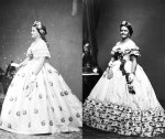 1861 Mary Todd Lincoln