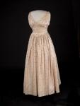 1953 Mamie Eisenhower's Inaugural Gown