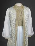 1977 Rosalynn Carter gown detail