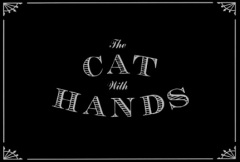 The Cat with Hands