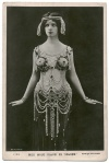 1906-10 Maud Allan as Salome publicity shot