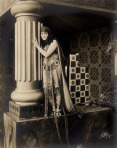 1918 Theda Bara photographed by Albert Witzel Studio for Salomé