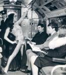 1960's Subway Bellydancer