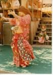 1970's Aradia (Paula English) at MECDA via 1970's Belly Dance