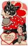 Fraidy Cat Valentine