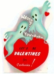 Ghosts on Valentines