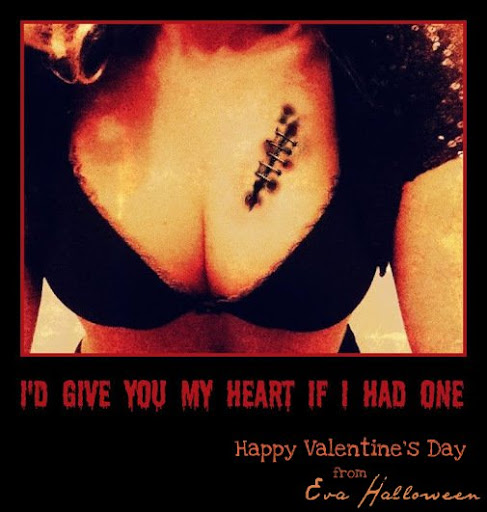Happy Valentine's Day from The Year of Halloween