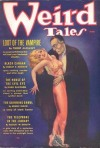 June 1936 Weird Tales Howard Bloch M Brundage Cover Art