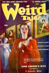 May 1943 Weird Tales cover by M Brundage