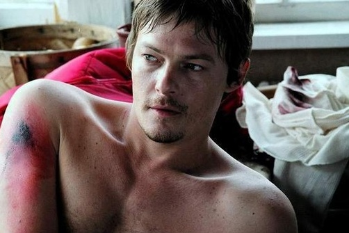 Norman Reedus Shirtless - Man Candy Monday 16