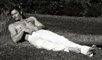 Norman Reedus Shirtless for Prada - Man Candy Monday 28