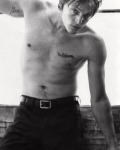 Hot Norman Reedus Tattoo No Shirt - Man Candy Monday 32